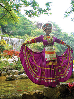 Occidental student embraces local culture during her Oxy study abroad program in Nanjing, China