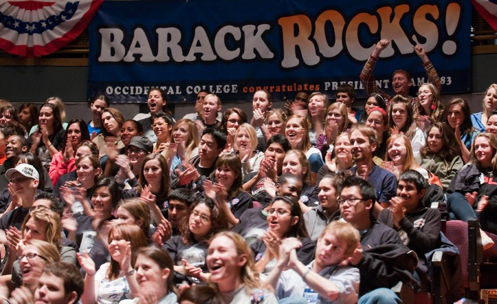 School of Barack | Occidental Magazine
